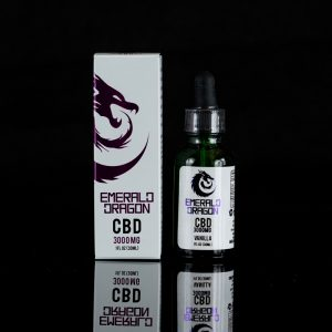 3000mg CBD High Potency Tincture - Emerald Dragon CBD