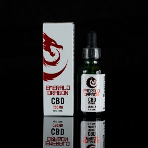 750mg CBD Tincure - Emerald Dragon CBD